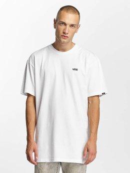 Vans T-Shirt Left Chest Logo blanc