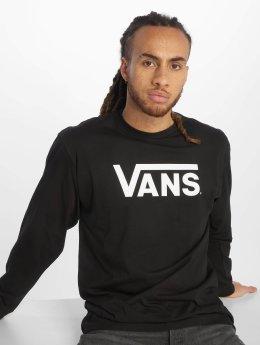 Vans T-Shirt manches longues Classic noir