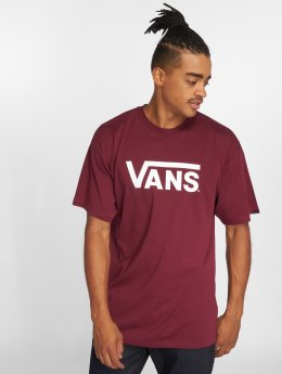 Vans t-shirt Classic rood