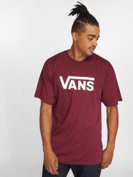 Vans T-Shirt Classic rouge