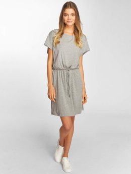 Vero Moda Šaty vmRebecca šedá