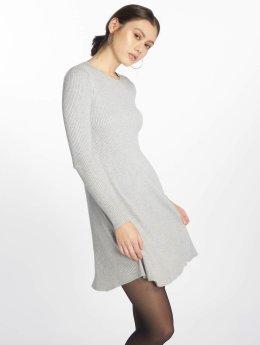 Vero Moda Šaty vmGilo A-Line šedá
