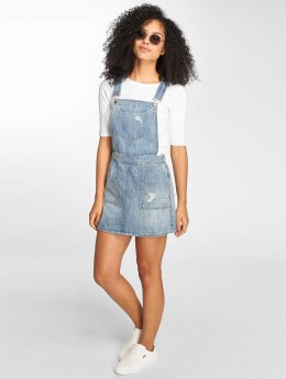 Vero Moda Šaty vmMandy modrá