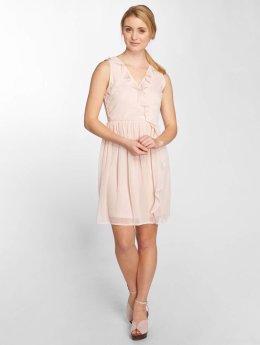 Vero Moda Šaty vmKenzie  ružová