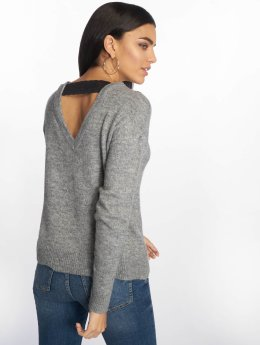 Vero Moda Пуловер vmRana  серый