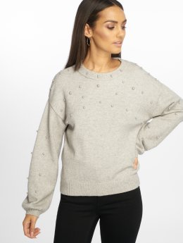 Vero Moda Пуловер vmRada Svea серый