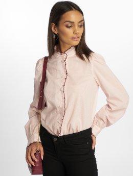 Vero Moda Рубашка vmClaudia розовый