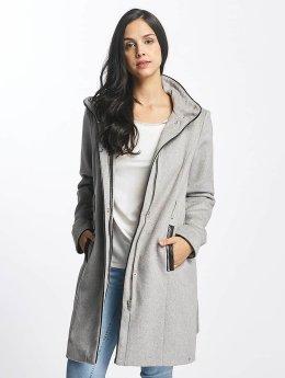 Vero Moda Abrigo vmPrato gris