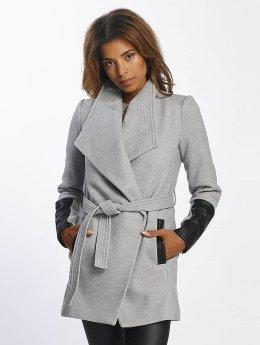 Vero Moda Abrigo vmCala gris