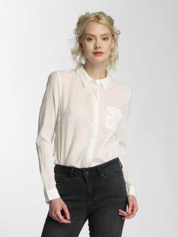 Vero Moda Blouse & Chemise vmBasa Midi Woven blanc