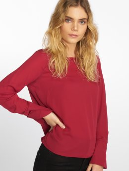 Vero Moda Blouse/Tunic vmBirta  red