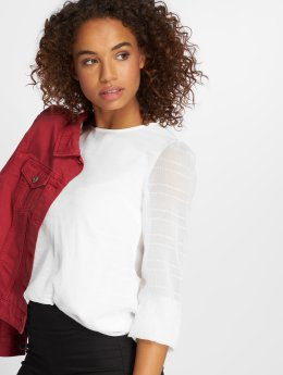 Vero Moda Blouse/Tunic vmFiona Smock white