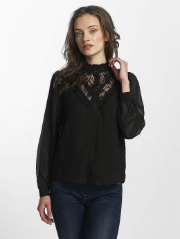 Vero Moda Blouse vmRose Lace zwart