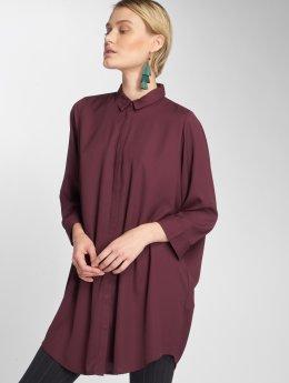 Vero Moda Blusa / Túnica vmSanne rojo