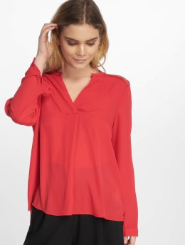 Vero Moda Blusa / Túnica vmGudrun rojo