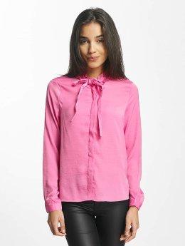 Vero Moda Bluse vmLilje Satin pink