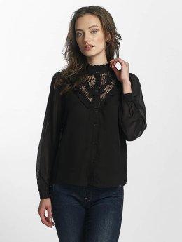 Vero Moda Bluser/Tunikaer vmRose Lace svart