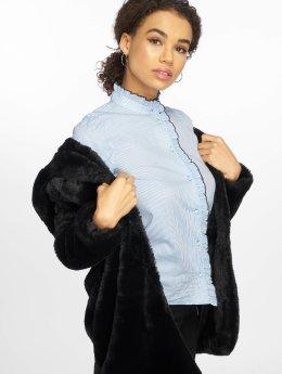 Vero Moda Bluzka/Tuniki vmClaudia niebieski