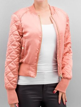 Vero Moda Bomberová bunda vmTaras ružová