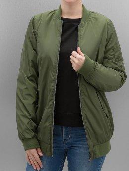 Vero Moda Bomberová bunda VMElina zelená