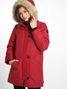 Vero Moda Chaqueta de invierno vmExcursion Expedition 3/4 rojo
