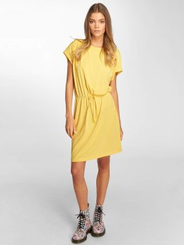 Vero Moda Dress vmRebecca gold colored