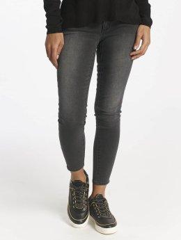 Vero Moda dżinsy przylegające vmFive czarny