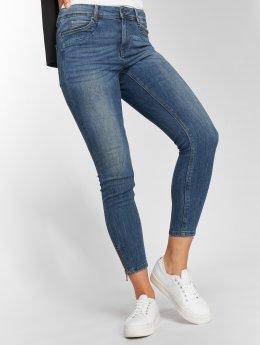 Vero Moda dżinsy przylegające vmSeven niebieski