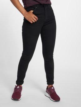 Vero Moda High waist jeans vmSophia svart