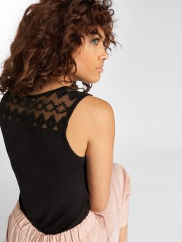 Vero Moda Hihattomat paidat vmLizette musta