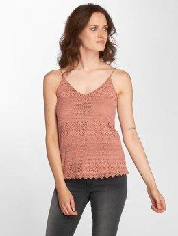 Vero Moda Hihattomat paidat vmHoney roosa