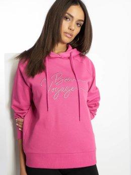 Vero Moda Hoodie vmVoyage Bon rosa