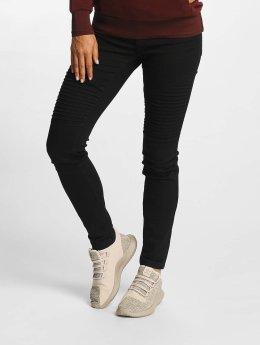 Vero Moda Jean skinny vmSeven Biker noir