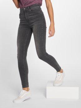 Vero Moda Jeans slim fit vmSophia grigio