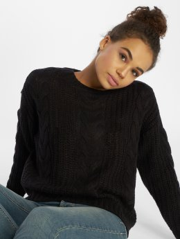 Vero Moda Jumper vmAlpine Knit black