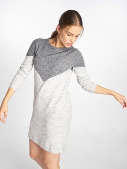 Vero Moda jurk vmJuta Ginger grijs