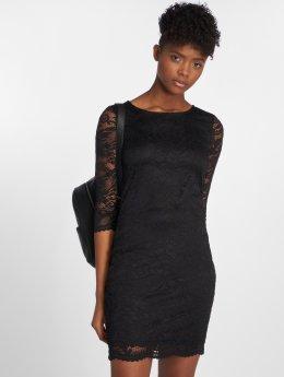Vero Moda jurk vmSandra 3/4 Lace zwart