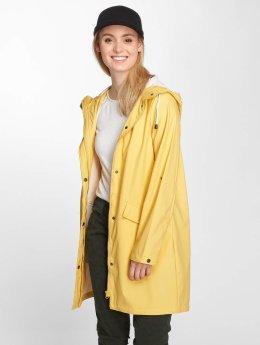 Vero Moda Kabáty vmSunset žltá
