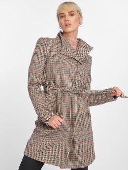 Vero Moda Kabáty vmTwo Dope hnedá