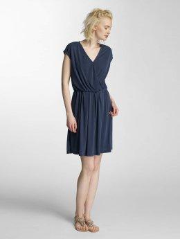 Vero Moda Frauen Kleid vmMetti in blau