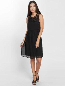 Vero Moda Frauen Kleid vmVanessa in schwarz