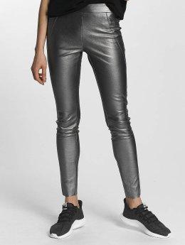 Vero Moda Legging vmSevena Slim Metal zilver