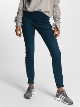 Vero Moda Leggings/Treggings vmSevena niebieski