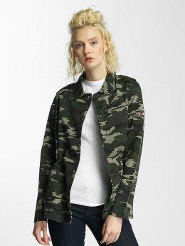 Vero Moda Lightweight Jacket vmMarilyn camouflage