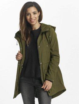 Vero Moda Lightweight Jacket vmGro green