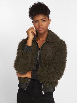 Vero Moda Lightweight Jacket vmIbi Jayla green