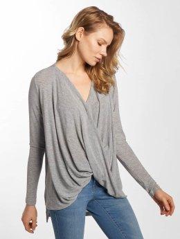 Vero Moda Longsleeve vmLuna gray