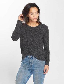 Vero Moda Maglietta a manica lunga vmLigi nero