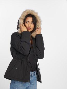 Vero Moda Manteau hiver vmBreeze Agnes noir