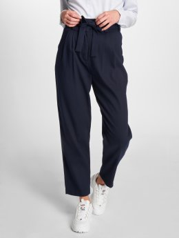 Vero Moda Pantalon chino vmEmily bleu
